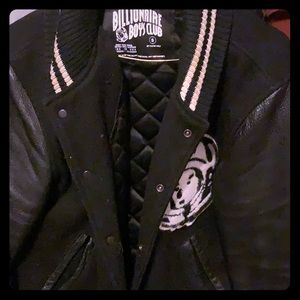 Billionaire Boys Club Varsity Jacket